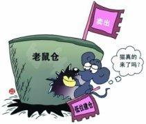 股票漫画 基金老鼠仓2