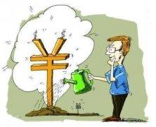 股票漫画 如何种钱