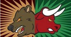 股票漫画 牛熊争夺,最后的一战!