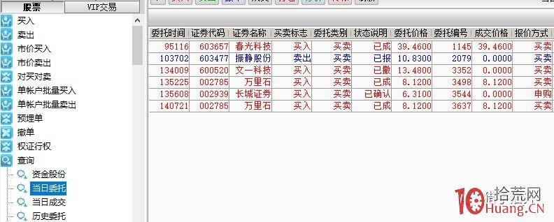 赵老哥谈做2板接力的一些打板技巧(图解),拾荒网