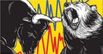 股票漫画 牛熊争夺