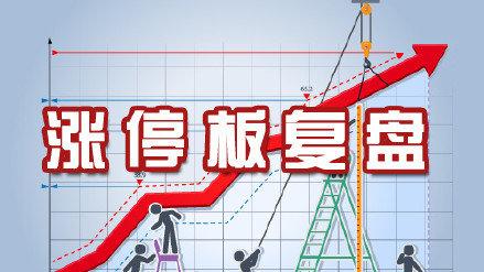 财联社涨停板复盘总结、关联题材概念股龙头梳理(2019年10月9日)
