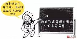 深入浅出漫画筹码分布理论的知识与炒股技巧 第二部分:关于筹码的形态(图解)