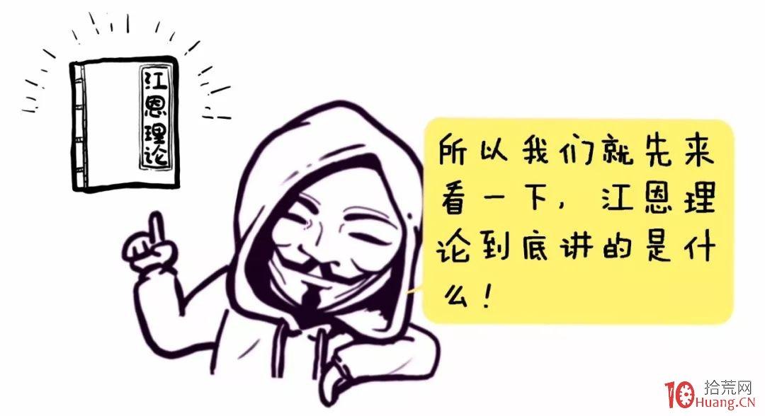 通俗易懂的江恩理论分析法的炒股技术精髓(漫画图解)