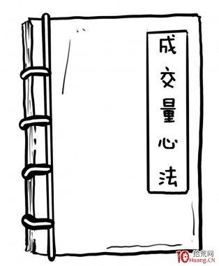 炒股量能战法之:成交量心法口诀(图解)