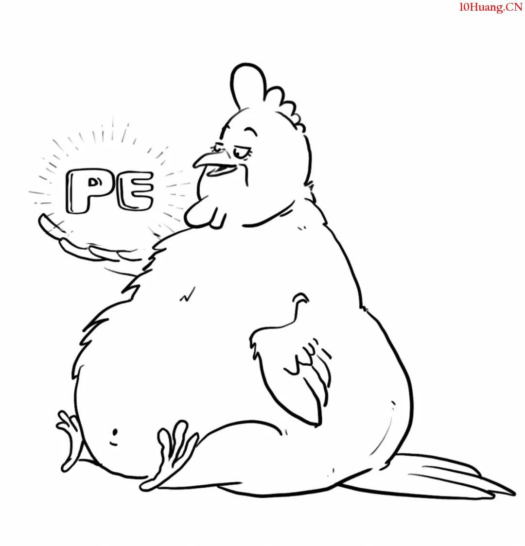 PEG估值方法:轻轻松松算出估值~(漫画图解),拾荒网