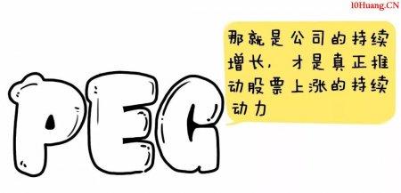PEG估值方法:轻轻松松算出估值~(漫画图解)
